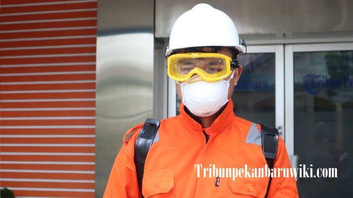 Tidak Pakai Masker di Pekanbaru Denda 250 Ribu