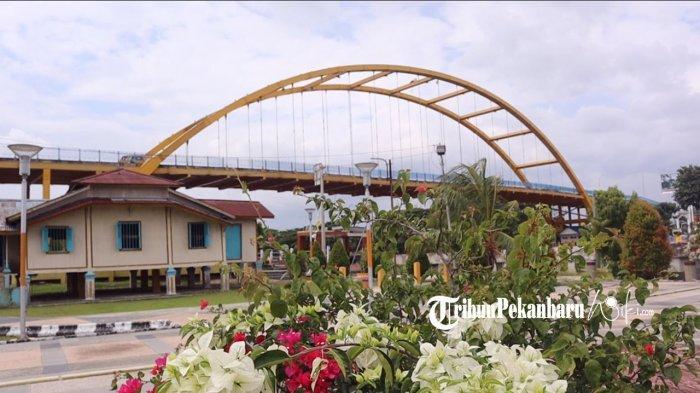 Cegah Covid-19, Tempat Wisata di Pekanbaru Tutup Hingga 23 Mei 2021