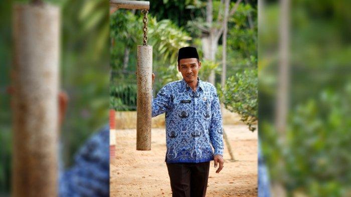 Ikut Berjuang Untuk Pendidikan Suku Talang Mamak, Sagiman Terpilih Menjadi Lokal Hero Pertamina