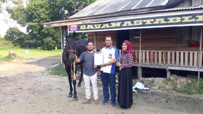 Wisata Berkuda Savana Stable Jadi Merchant Tribun Family Card