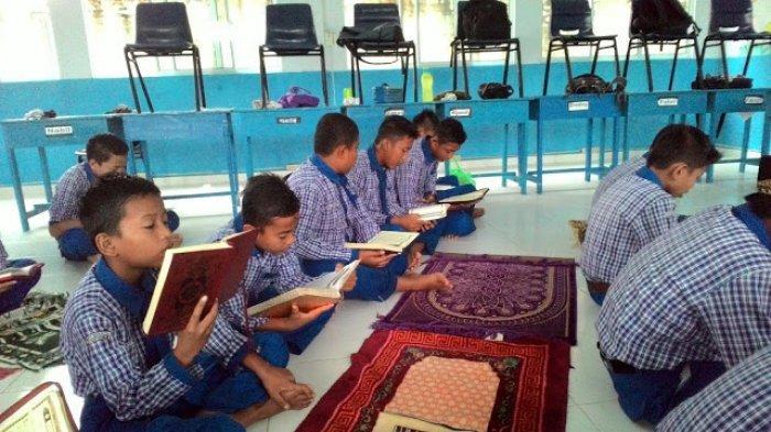 SMP Islam Terpadu Bunayya Pekanbaru