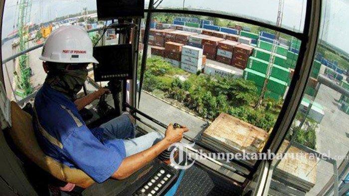 Nilai ekspor Riau pada bulan Maret 2021 mencapai US$ 1,79 M