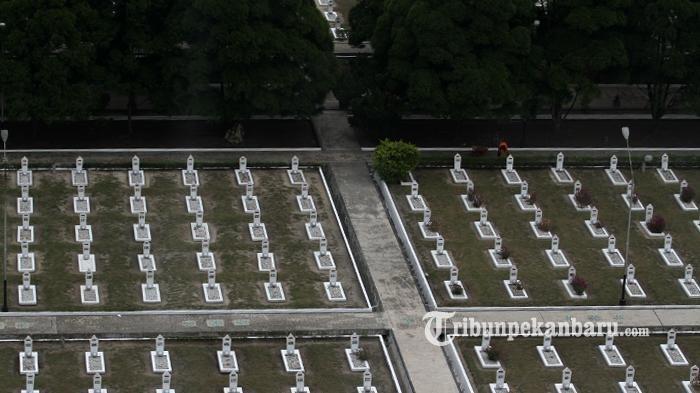 Taman Makam Pahlawan Kusuma Dharma Provinsi Riau