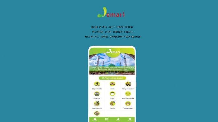 Aplikasi Jemari, Jendela Informasi Pariwisata Riau