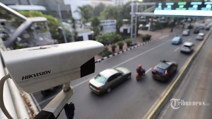 Belum Sebulan, 55.657 Pelanggar Terekam Kamera ETLE di Pekanbaru