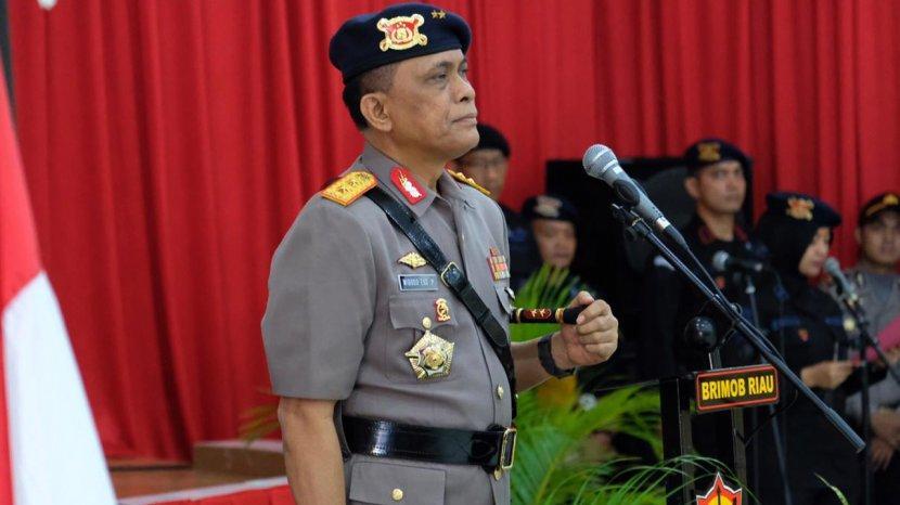 Mantan Kapolda Riau Irjen Pol Widodo Eko Prihastopo Meninggal Dunia