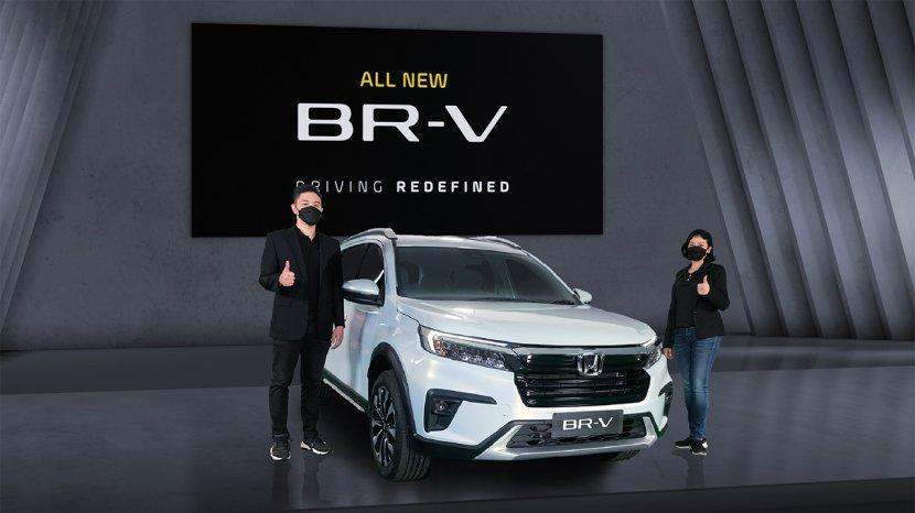 Honda Luncurkan All New Honda BR-V, Begini Desain dan Fitur Canggihnya