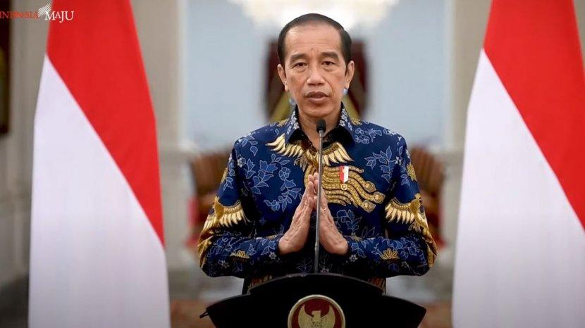 Presiden Jokowi Umumkan PPKM Darurat Berlaku Mulai 3 Juli 2021 di Jawa dan Bali