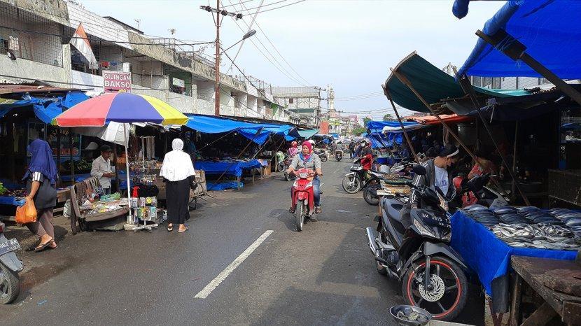 Akan Ditata, Kawasan Jalan Agus Salim Pekabaru Segera Ditertibkan