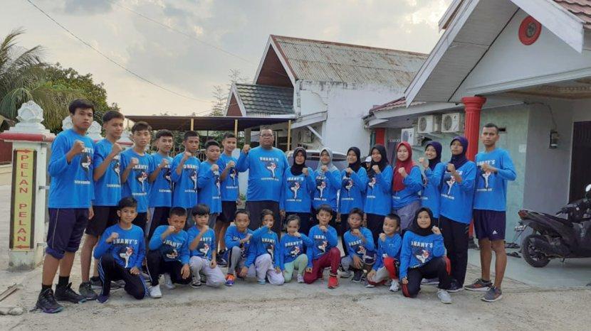 Dhanys Taekwondo Club Pekanbaru Bawa Pulang 22 Medali dari Kejuaraan Taekwondo di Jambi