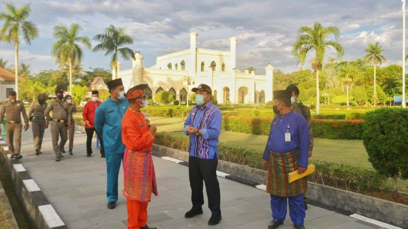 Kembali Dibuka, Istana Siak Mulai Ramai Didatangi Wisatawan