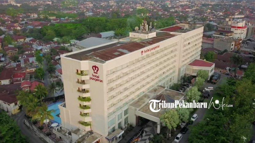 Tingkat Hunian Hotel Mei 2021 di Riau Sebesar 31,54, Hotel Bintang 3 Paling Laris