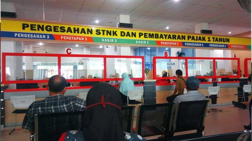 Ada Pemutihan Pajak Kendaraan Bermotor di Riau Tahun 2021