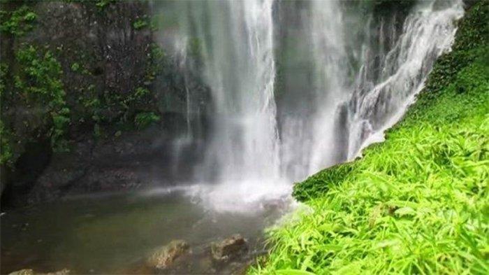 Nikmati Sensasi Segarnya Air Terjun Jodoh di Kabupaten Langkat