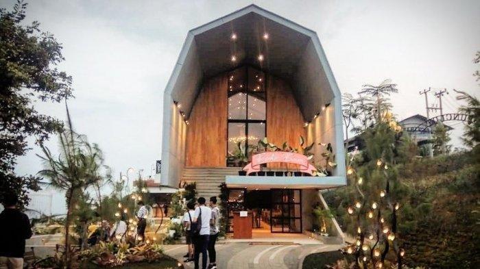 Boda Barn Lembang, Resto Bergaya Eropa yang Suguhkan Pemandangan Alam dan Romantis