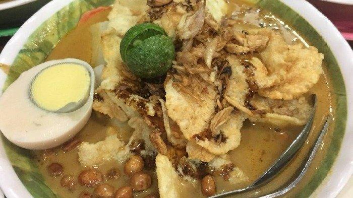 Rekomendasi 5 Tempat Makan Lontong Kari Lezat dan Kaya Rempah di Bandung