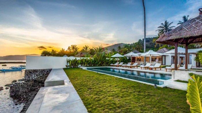 5 Villa Tepi Pantai Terbaik, Cocok saat Liburan dengan Pasangan di Bali
