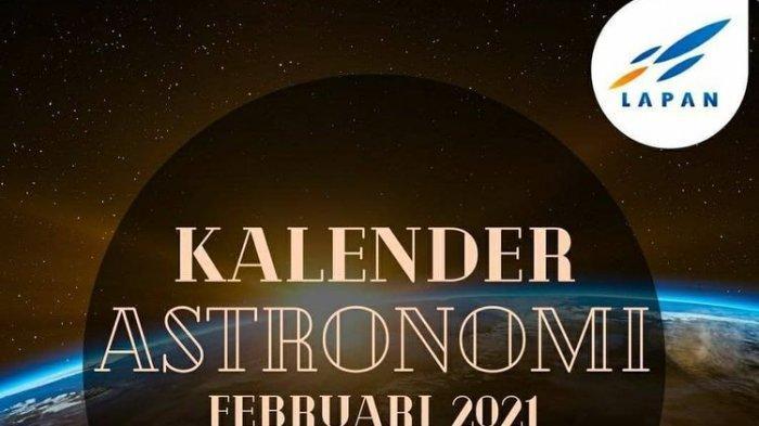 Menarik! 5 Fenomena Astronomi di Langit Indonesia Bisa Disaksikan Minggu ini