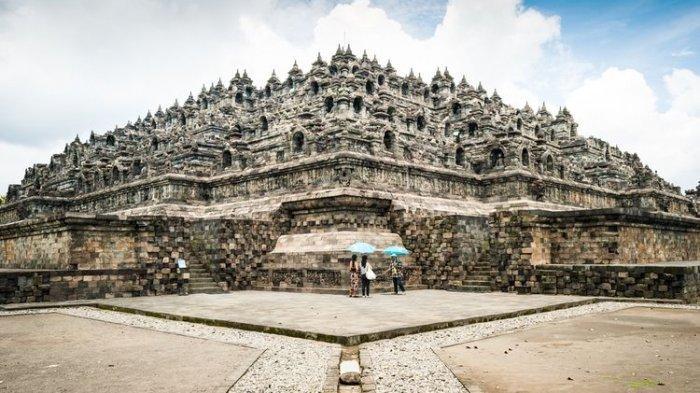 Terdampak Pandemi, Candi Borobudur Alami Penurunan Pengunjung