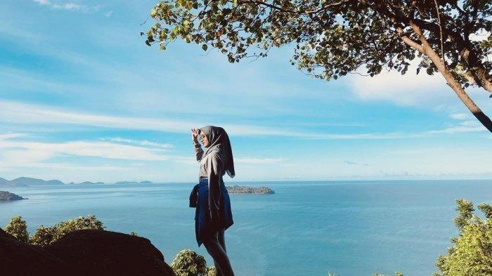 Gunung Padang, Tempat Asik Lihat Pemandangan Kota dari Ketinggian