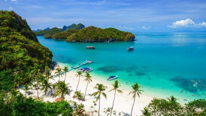 Terima Turis Asing, Berikut Syarat Liburan ke Koh Samui Thailand