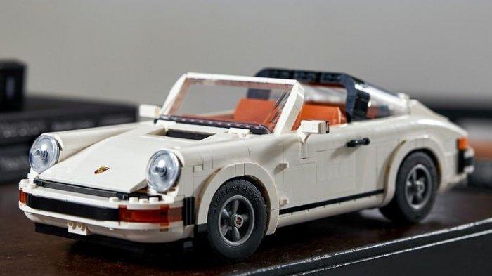 Kembali Rilis Miniatur Porsche 911, Lego Tawarkan Konsep 2 in 1 dengan Tampilan Lebih Detail