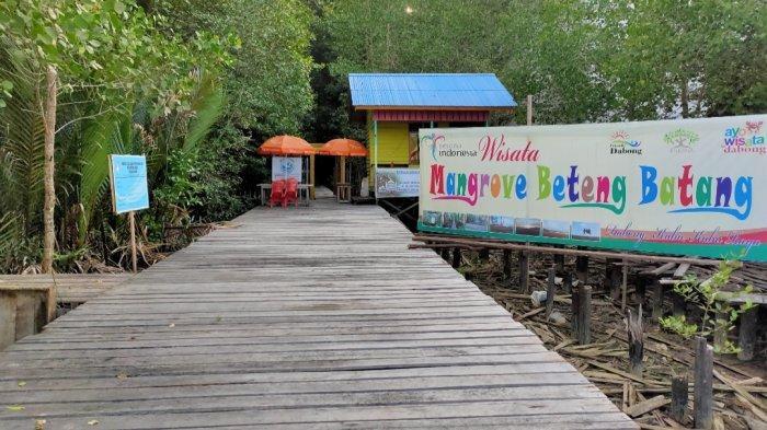 Video: Gemericik Ombak Kubu Raya, Pantai Dabong jadi Destinasi Wisata Seru