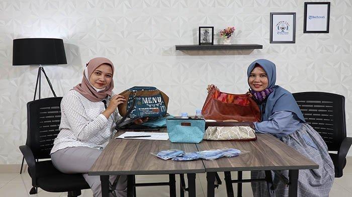 Owner MeuMeu Craft, Nining Meutia, Ingin Perkenalkan Kearifan Lokal ke Kancah Internasional