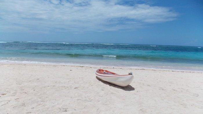 Batasi Jumlah Pengunjung, Pantai Kuta Bali Uji Coba Pembukaan untuk Wisatawan