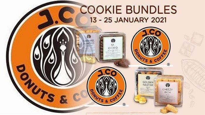 Jangan Sampai Kelewatan Promo Terbaru JCO, Cobain Beragam Varian Cookie Bundles