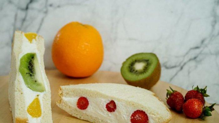 Resep Fruit Sando, Sandwich Buah Jepang yang Simpel Buat Sarapan