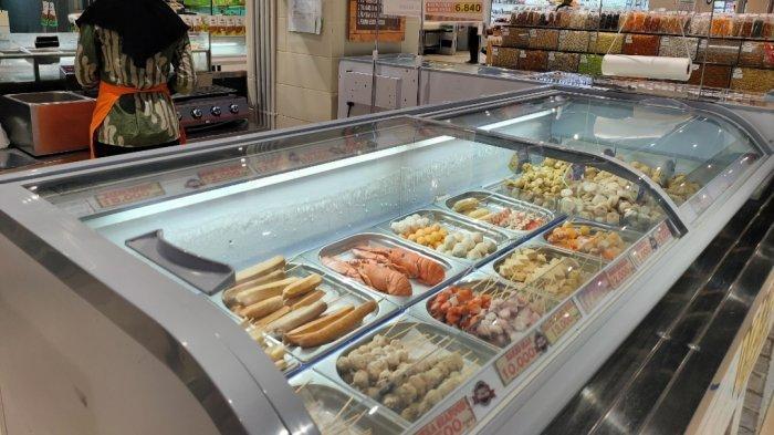Nikmati Camilan dari Seafood di Transmart Kubu Raya!