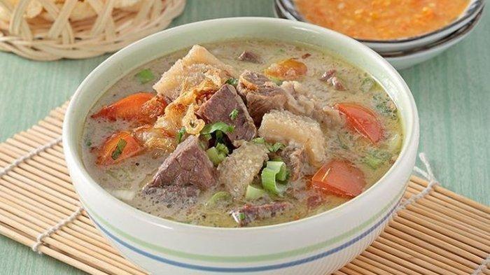 5 Tempat Makan Soto Betawi Lezat di Jakarta
