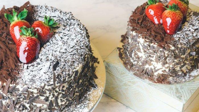 Resep Strawberry Black Forest Segar dan Nikmat, Bisa Dicoba di Rumah