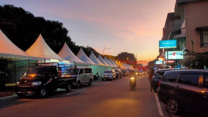 Festival Cap Go Meh Pontianak Diramaikan 65 Stan