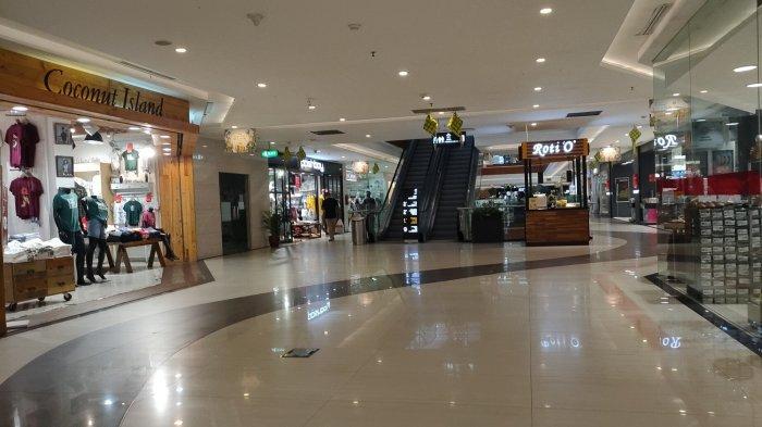 Video: Begini Suasana Ayani Mega Mall Jelang Lebaran