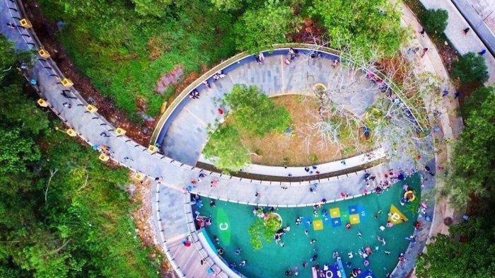 5 Taman Kota yang Wajib Disinggahi Saat Berkunjung ke Pontianak