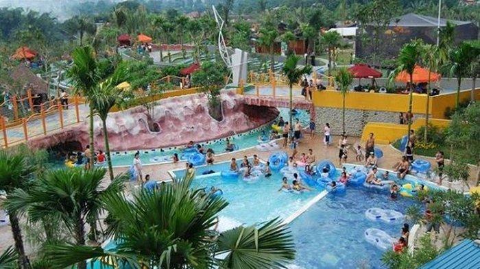Wah The Jungle Waterpark Berikan Promo Awal Tahun! Hanya Rp 45 Ribu