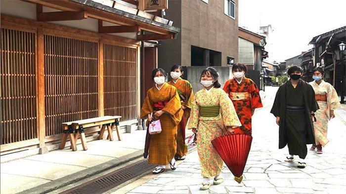 Susana di Jepang