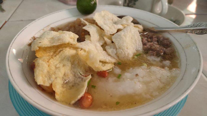 Ini Dia, Rekomendasi Bubur Daging di Kota Singkawang!