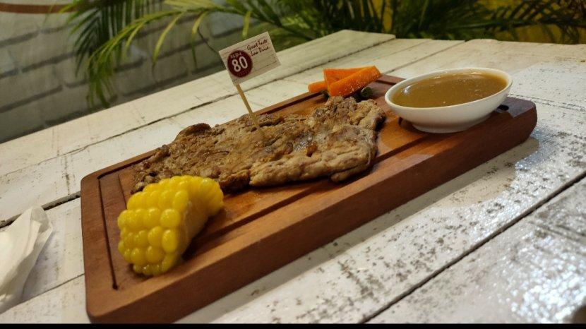 Mie Steak 80, Tawarkan Steak Mulai dari 18 Ribu!