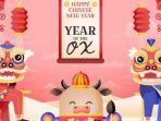 Bingung Ingin Mengucapkan Selamat Tahun Baru Imlek, Berikut Ucapan Imlek dari Berbagai Bahasa!
