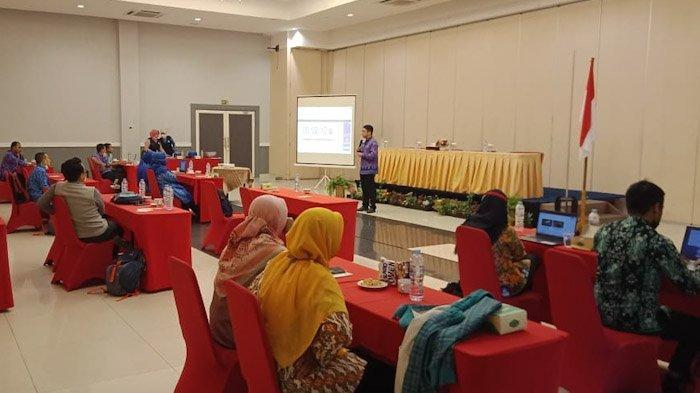 Pendidikan Guru Penggerak Angkatan 1 Kabupaten Kubu Raya Kalimantan Barat, berakhir pada Sabtu, 28 Agustus 2021 di Hotel Gardenia Resort and Spa melalui kegiatan lokakarya ke-9.