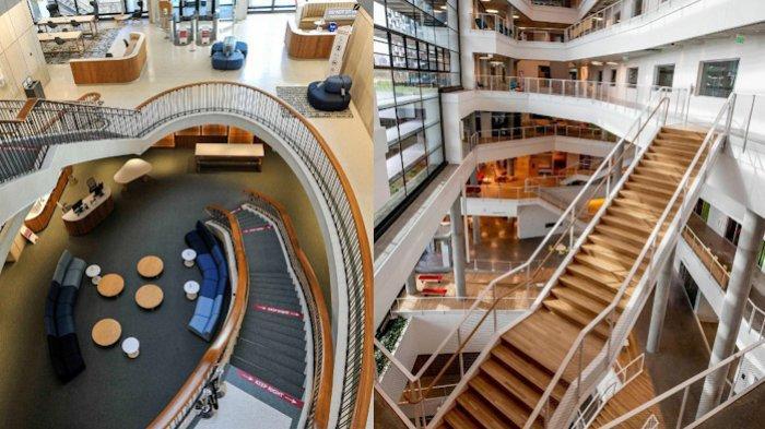 Universitas Termegah di Dunia, Miliki Arsitektur Luas Biasa