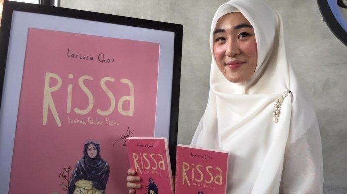 Kerap Dijodohkan Netizen dengan Zikri Daulay, Ini Tanggapan Larissa Chou