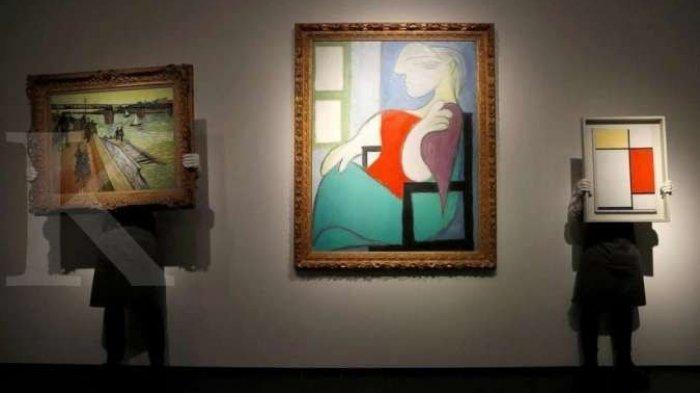 Lukisan Ikonik Termahal Karya Pablo Picasso, HarganyaTembus Rp 1,5 Triliun