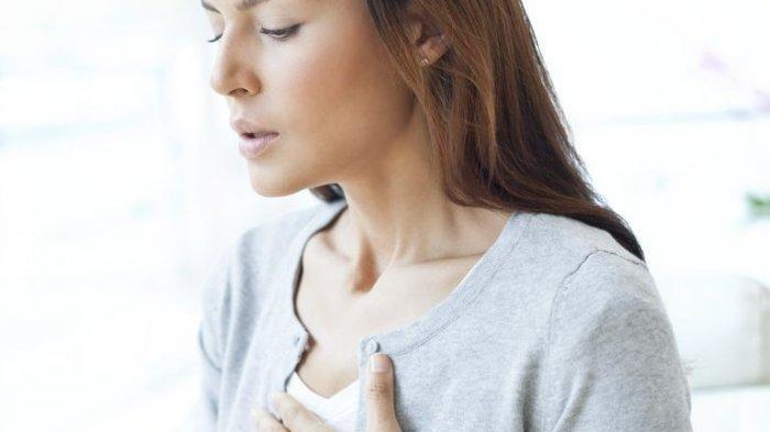 6 Tips Mengatasi Sesak Nafas Karena Gejala Covid-19