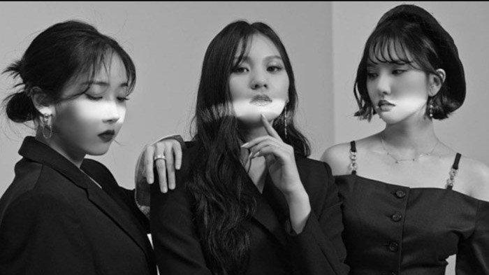 PROFIL SinB, Eunha dan Umji, Girl Group Baru VIVIZ Anggota Jebolan GFRIEND