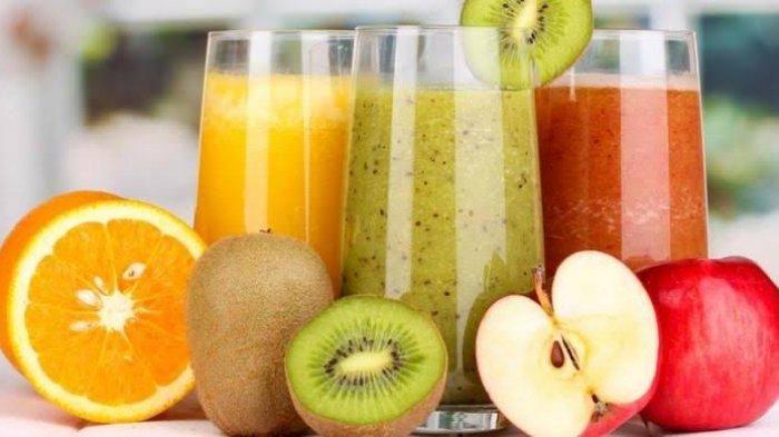 RESEP Jus Buah Segar, Bisa Untuk Penderita Diabetes dan Tekanan Darah Tinggi