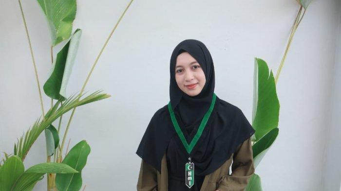 Profil Rettie Anggrayni Ketua Umum Korps HMI Wati (KOHATI) Komisariat Teknik Untan Cabang Pontianak